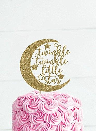 Amazon Twinkle Twinkle Little Star Cake Topper Baby Shower