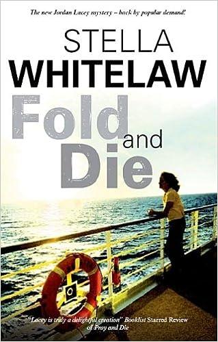 Book Fold and Die (Jordan Lacey Mysteries)