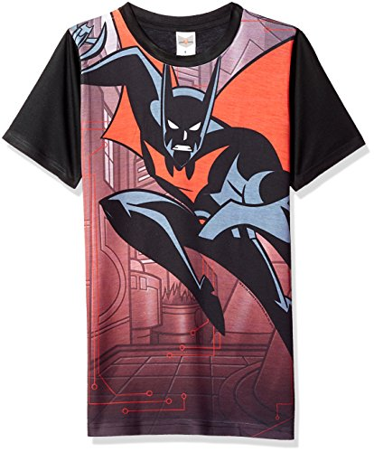 Trevco Men's Batman Beyond Sublimated T-Shirt at Gotham City Store