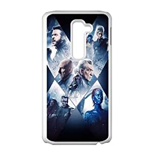 LG G2 Cell Phone Case White XMen Days Of Future Past Movie Poster VIU167616
