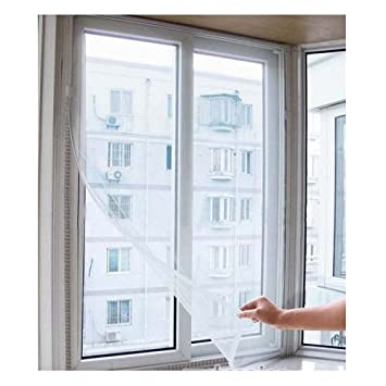 Insect Mosquito Net Fly Screen Window Mesh Net With Sticky Tape