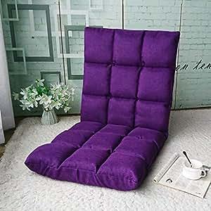 XWCPDM La Silla Plegable para la meditación del sofá ...