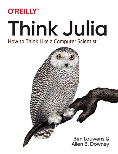 Think Julia: How to Think Like a Computer Scientist (Bible Computer Software)