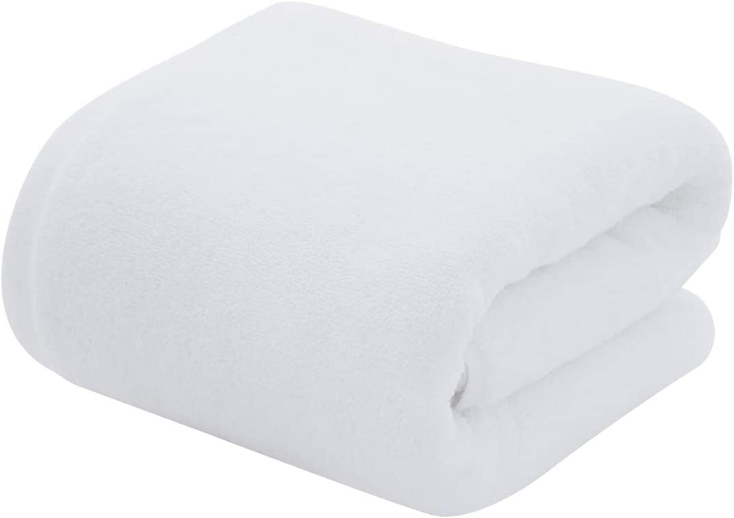 Zhiyouni 72×35 Luxurious Jumbo Size, Thick and Large Genuine Cotton Bath Sheet, Luxury Hotel & Spa Quality, Absorbent and Soft Bath Towels-820g: Kitchen & Dining