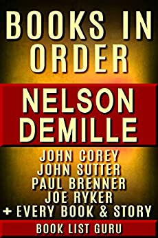 Nelson demille john corey books in order