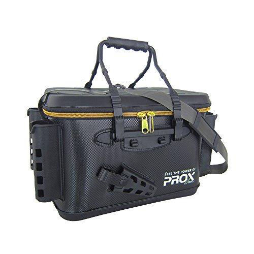 プロックス EVAタックルバッカン ロッドホルダー付き(ゴールドファスナー) 36cm PX96636RHGの商品画像