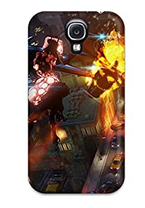 Fashion Case Cover For Galaxy S4(sunset Overdrive) 7024407K67643161