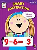 img - for Smart Subtractions Stick Kids Workbook, Grade 1 (Stick Kids Workbooks) book / textbook / text book