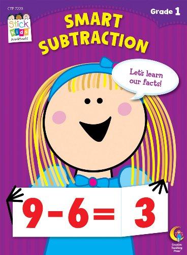 Lessons Using Learning Bags - Smart Subtractions Stick Kids Workbook, Grade 1 (Stick Kids Workbooks)