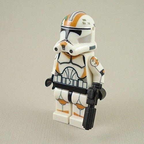 [Waxer Clone Trooper Phase 2 Mini Figure] (Wall E Costume Disney)