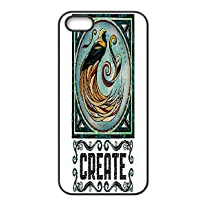 iPhone 4 4s Cell Phone Case Black Create VHK Military Grade Cell Phone Cases