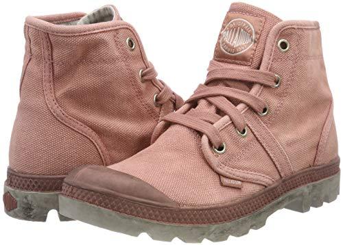 Lona Palladium 92477 m vapor Pallabrouse Para Zapatos 635 Pink Mujer De 635 Rose old prrqwYFZ