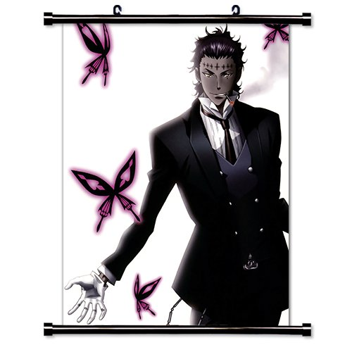 (D Gray Man Anime Fabric Wall Scroll Poster (16x21) Inches. [WP]-D Gray Man- 498)