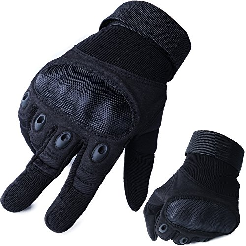Hand Armor Motorcycle Gloves - 5