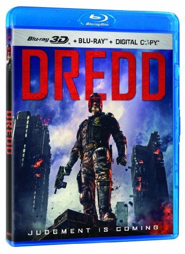 Dredd 3D [Blu-ray 3D + Blu-ray + Digital Copy] (Bilingual)