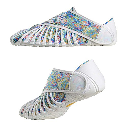 Shoes Yoga Creative Outdoor Unisex Shoes Lightweight Bat Driving Fitness with Hiking Perfect Running Activities For Gymnastics Gymnastics Shoes Strap Wrapped Velco Bianco Shaped Cycling 3 Sports Wrapped rEHAxwE