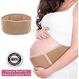 Belly Band for Pregnancy, Maternity Belt, Back Support...