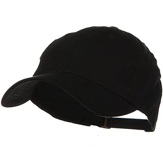 Low Profile Light Weight Brushed Cap - Black OSFM at Amazon Men s ... 15fc57c0420d