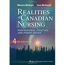 Realities of Canadian Nursing