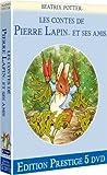 Beatrix potter Les contes de Pierre et Jeannot Lapin - Edition prestige digipack 5 DVD [Édition Prestige]