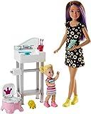 Barbie Skipper Babysitters Inc. Potty Training Playset