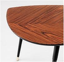 Ikea LOVBACKEN - Mesa Auxiliar, marrón Medio - 77x39 cm: Amazon.es ...