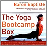The Yoga Bootcamp Box, Baron Baptiste, 0312328346
