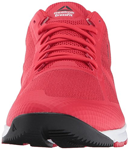 Reebok Mens Crossfit Speed Tr 2.0 Cross-trainer Scarpa Primal Rosso / Bianco / Nero