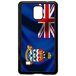 Case for Samsung Galaxy S 5 - Flag of Cayman Islands - Waves