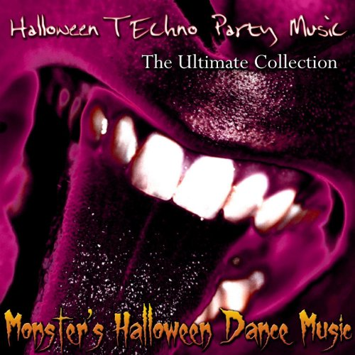 Halloween Techno Party Music - The Ultimate -