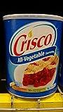 Crisco All Vegetable Shortening 6 Lb (2 Pack)