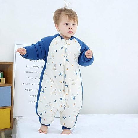 Dtcat Saco de Dormir Anti Patada para niños,Saco de Dormir ...