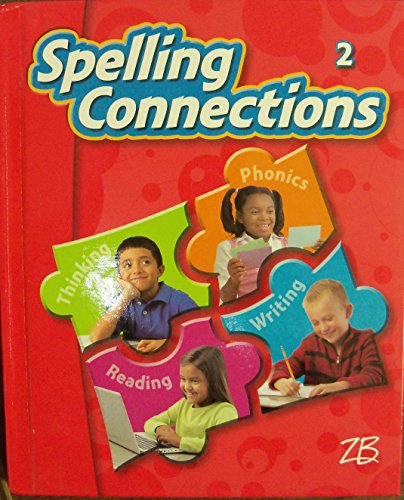 Spelling Connections Grade 2 Hardcover