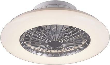 Plafon ventilador TRIFAN con tegnologia led regulable integrada ...