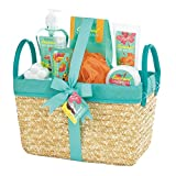 Koehler Coconut Lime Tropical Spa Basket Set