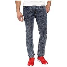 Levi's Mens Men's 511¿ Slim Draco Distressed Jeans