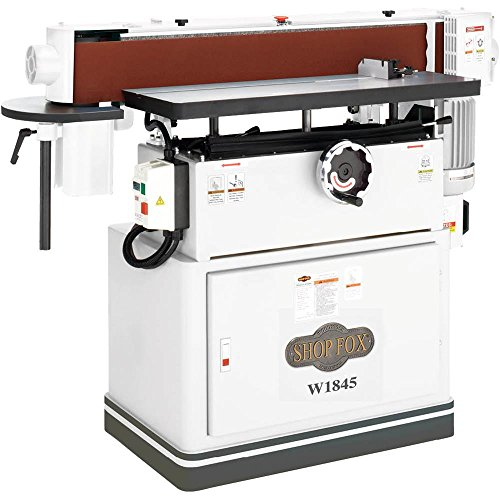 Shop Fox W1845 Shop Fox Oscillating Edge Sander