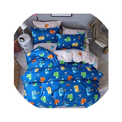 - Clayton M Bracewell Home Textile Cartoon Polar Bear Bedding Sets Children's Beddingset Bed Linen Duvet Cover Bed Sheet Pillowcase/Bed Sets,013,Twin 4Pcs