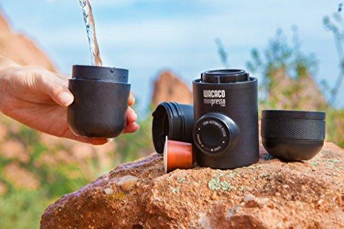 Minipresso NS, compatible with Nespresso brand capsules