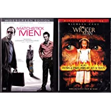 The Wicker Man , Matchstick Men : Nicolas Cage 2 Pack
