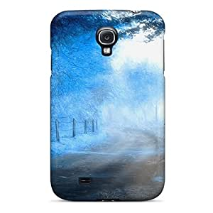 New Premium Wade-cases Ravens' Morning Chat Skin Case Cover Excellent Fitted For Galaxy S4