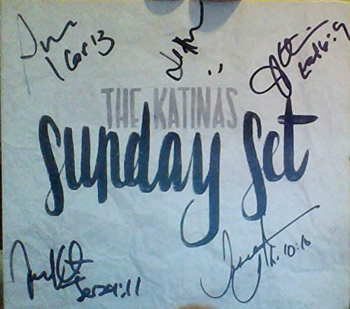 Sunday Set (Autographed) ()