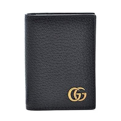 cf7464e0b82b GUCCI(グッチ) 名刺入れ メンズ パスケース Men'S Gg Marmont メンズ カードケース 428737