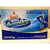 Mr. Clean Auto Dry Car Wash Starter Kit for a Spot Free Clean and No Need to Dry