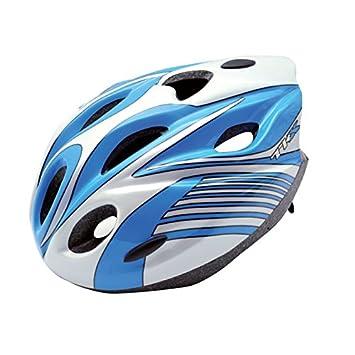 ridewill Bike Casco Niño Talla única M ajustable y con red anti insectos (Cascos MTB