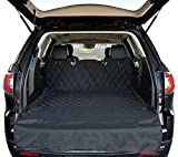 Dog Bed with Washable Cover - HL Pet Seat Cover for SUVs with Waterproof and Washable Trunk Cargo Liner for Dog Car Seat Cover Bed Floor Mat, 60