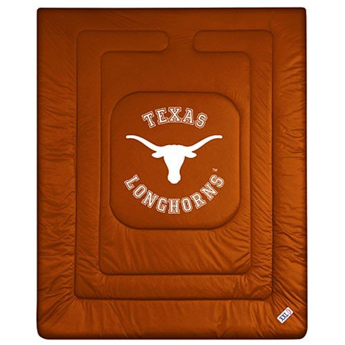 Texas Longhorns Locker Room Comforter Queen ()
