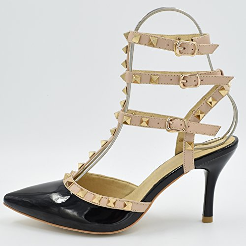 Azbro, Sandali donna giallo Size: EURO39/US8/UK6