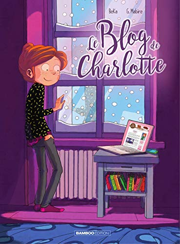Blog de Charlotte (French Edition) ()