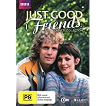 Just Good Friends Complete Collection DVD